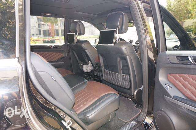 Mercedes-Benz GL 450 4MATIC Grand Edition الخبر -  6