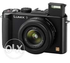 Panasonic Lumix DMC - LX7 - Used (6 months old)