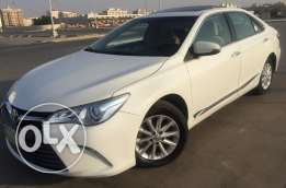 Toyota Camry 2016 GLX FULL Option Car