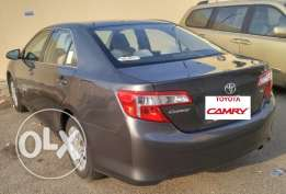 Camry automatic 2.4lt Gl dark gray no accident