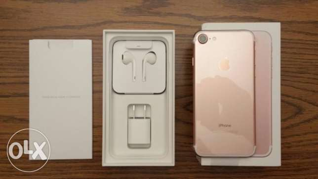 New Apple iPhone 7 plus with 1 year warranty جدة -  7