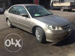Honda Civic 2005- urgent sale