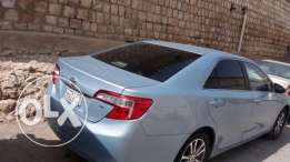 I am going final exit i need to sale my toyota camry 2013 urgent sale.