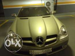 Mercedes Benz SLK280, Yr2009, 22,000 Km, Hard Top Convertible,For Sale