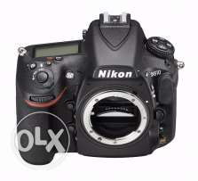 Nikon Digital SLR Camera D810 Body Only 36.35MP