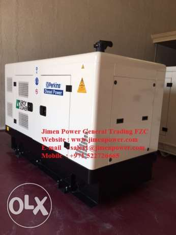 Diesel Gen-Sets from 9 to 2500 kva UK Original