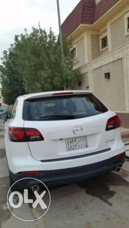MAZDA CX9 (2 Wheel Drive), 2016, Automatic, 8670 KM, For SAR 84,000 الرياض -  1