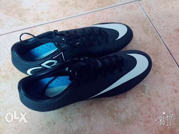 Cr7 shoes 1st class . new