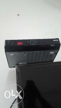 OSN dish & receiver