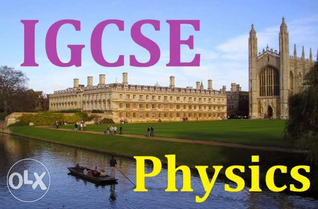 Physics teacher available for IGCSE Private tuition