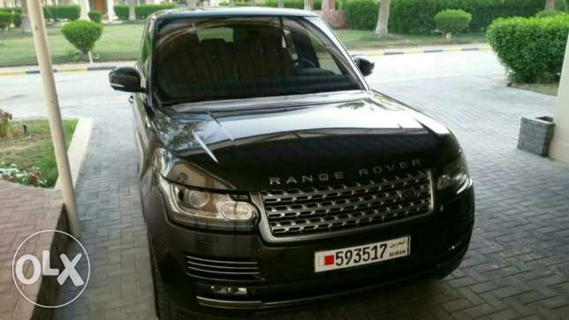 Range Rover Vogue Model 2015 L405 V8 5.0 الرياض -  3