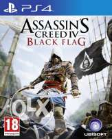 Assassin's Creed Black Flag for PS4