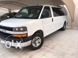 2014 chevrolet express 15 passengers for sale