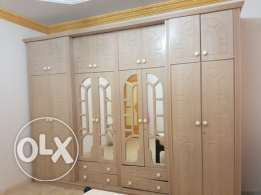 beautiful 8 doors Cupboard