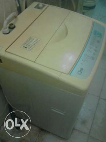 Class Washing Machine 5.5kg- Fully automatic.