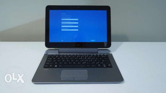"""HP Pro x2 612 G1 tablet with keyboard - 12.5"""" IPS touchscreen"""
