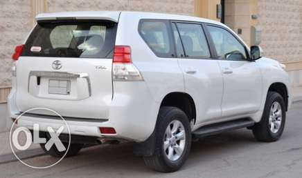 I would like to sell my toyota land crusier prado.it is uegent الرياض -  2
