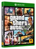 GTA V - Grand Theft Auto Xbox One
