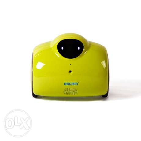 Escam Robot QN02 Smart WIFI IP Camera