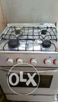 Cooking Range 4 Burner Gas Stove Oven + Grill..