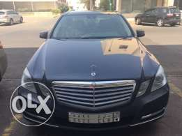Mercedes-Benz E300/2012 in great condition