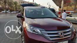 Honda CR-V 2013 / 36,000 Km/ 67000 SAR / Going on Final Exit