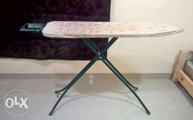 Iron table and multi purpose table