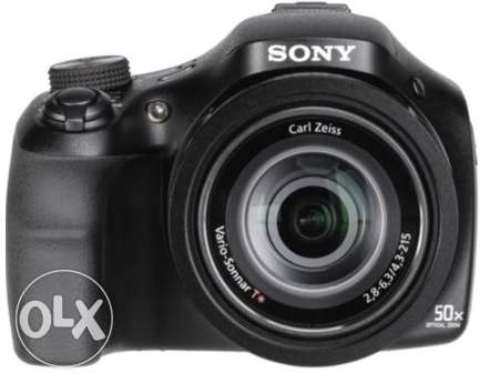 Sony DSLR Camera (DSC HX400V) Black