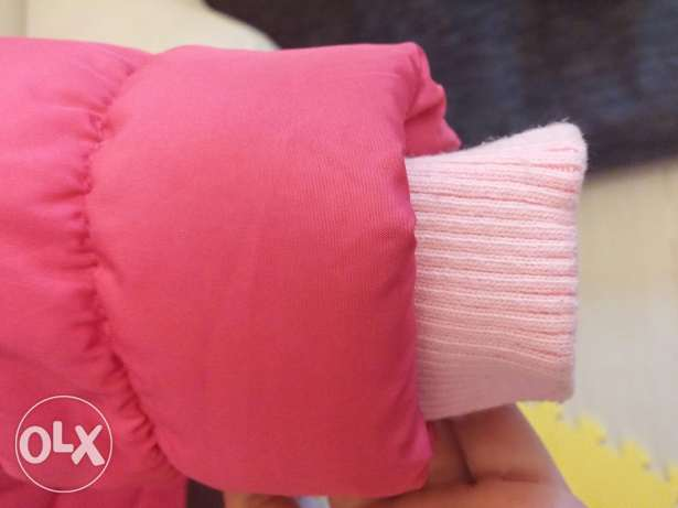 Pink jacket from mothercare الخبر -  4