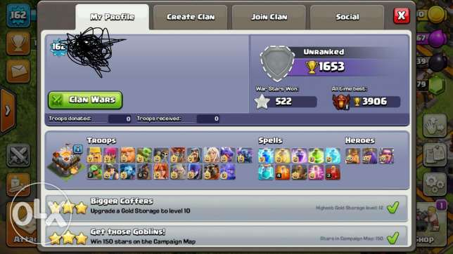 Maxed TH11 clash of clans