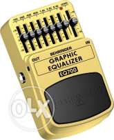 Graphic Equalizer 7-Band EQ