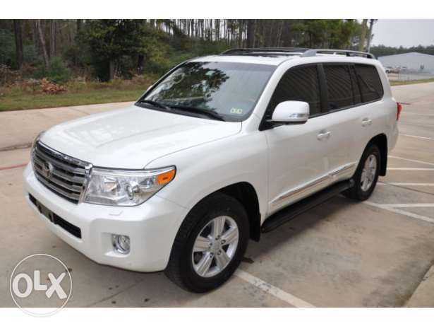 Toyota Land cruiser Grx 2014 genuine condition