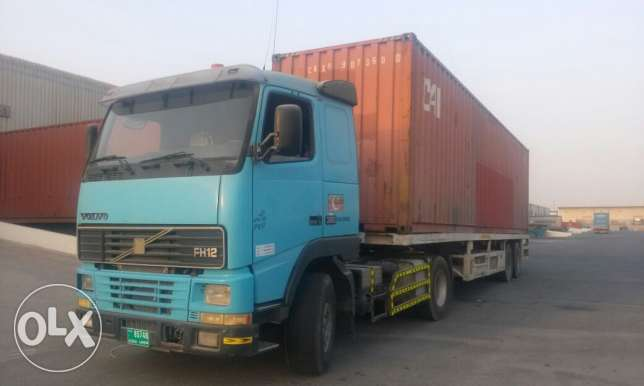 Tractor Unit for sale الرياض -  2