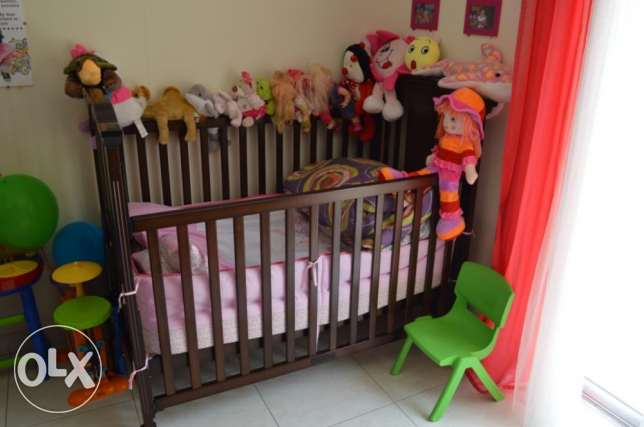 Baby Crib-Up to five years old