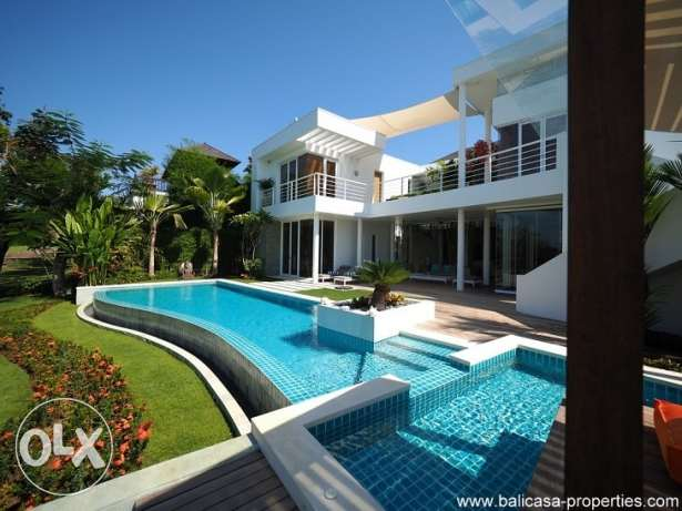 Bali dream villa for sale with ocean view