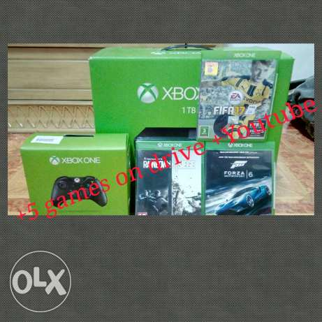 Plz anyone buy my Urgent sell Xbox one console اكس بوكس ون