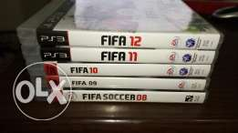 FIFA Collection for PS3.