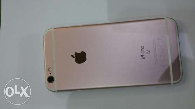 I phone 6s 16GB for exchange...