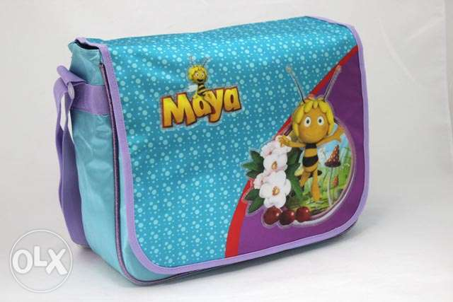 Now 22 (Was 55) Maya The Bee Shoulder Bag- original Bag - School/Trave