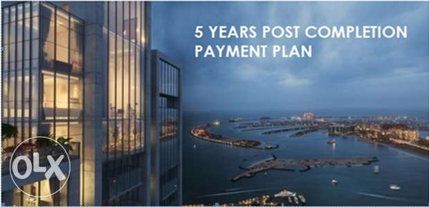 2bedroom dubai in marina pay 50% for 5 years after handover