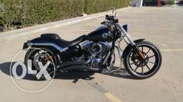 2014 Softail Breakout 3600KMs
