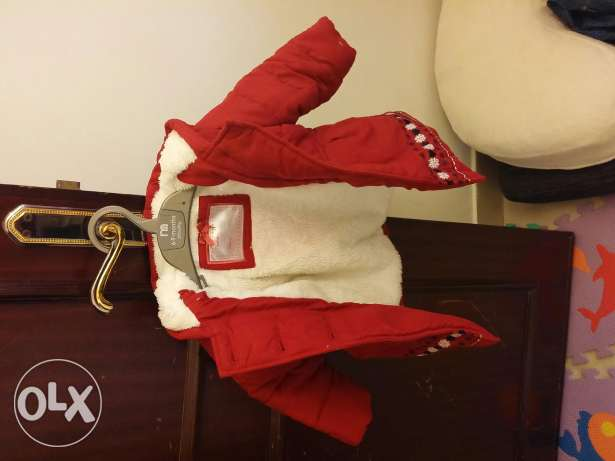 Red Jacket from mothercare الخبر -  1