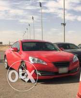 Genesis coupe 2012