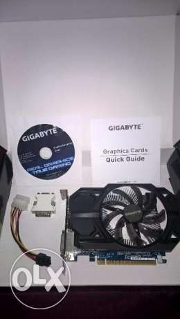 Gefore GTX 750 4GB