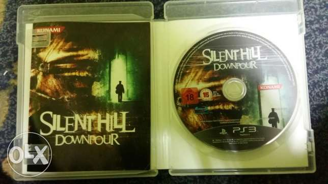 Silent hill downpour for ps3