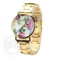 watch flower for ladys