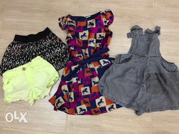girls winter/summer clothes
