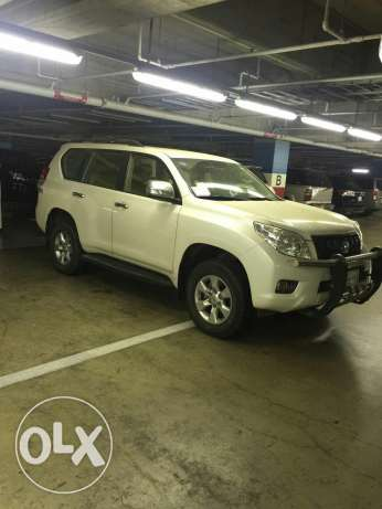 Amazing 2012 Prado for sale جدة -  2