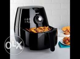 philips air fryer for oil free cooking