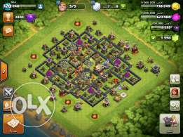 كلاش اوف كلانز clash of clans